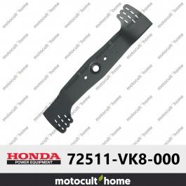 Lame de tondeuse Honda 72511VK8000 ( 72511-VK8-000 )