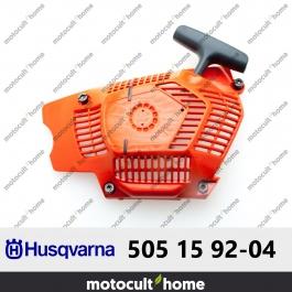 Lanceur complet Husqvarna 505159204 ( 5051592-04 / 505 15 92-04 )
