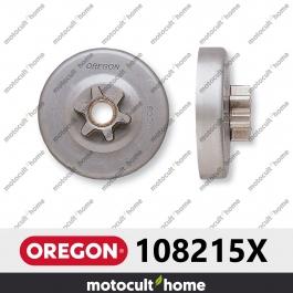 "Pignon Oregon 108215X .325"" Power Mate Petit 7 (SM7)"