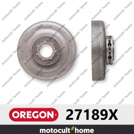 "Pignon Oregon 27189X 3/8"" Power Mate Standard 7 (STD7)"