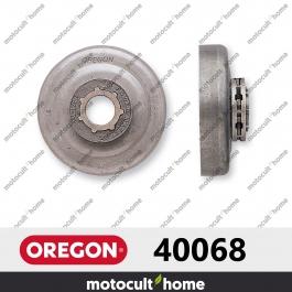 "Pignon Oregon 40068 .325"" Power Mate Petit 7 (SM7)"