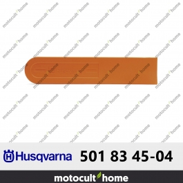 Protège Guide 60-72 cm Husqvarna 501834504 ( 5018345-04 / 501 83 45-04 )