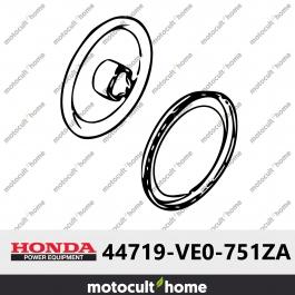 Cache de roue avant Honda 44719VE0751ZA (44719-VE0-751ZA)