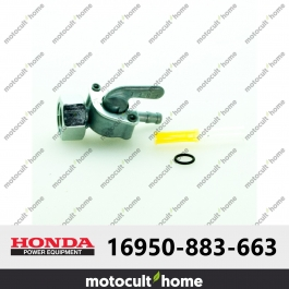 Robinet à essence Honda 16950883663 ( 16950-883-663 )