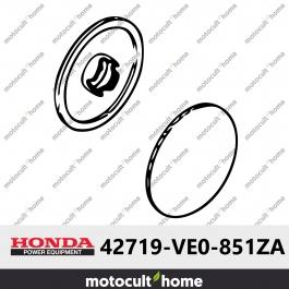Capuchon de roue arrière Honda 42719VE0851ZA (42719-VE0-851ZA)