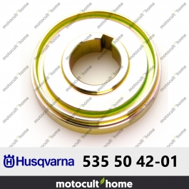 Fixation de lame Husqvarna 535504201 ( 5355042-01 / 535 50 42-01 )