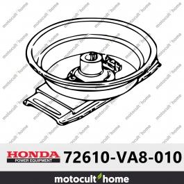 Porte lame complet Honda 72610VA8010 ( 72610-VA8-010 )