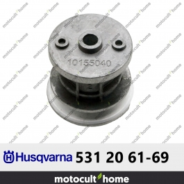 Support de lame Husqvarna 531206169 ( 5312061-69 / 531 20 61-69 )