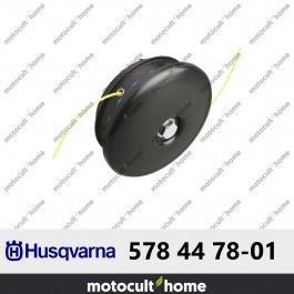 Tête de coupe manuelle Trimmy SII M12 Husqvarna 578447801 ( 5784478-01 / 578 44 78-01 )