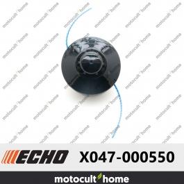 Tête semi-automatique 2 fils 2,4mm Echo X047-000550