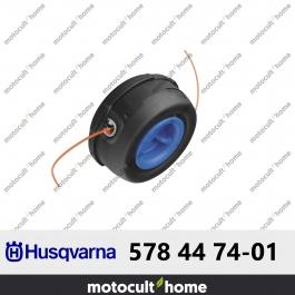 Tête de coupe manuelle S35 M10 Husqvarna 578447401 (5784474-01 / 578 44 74-01 )