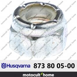 Contre-écrou Husqvarna 873800500 ( 8738005-00 / 873 80 05-00 )