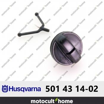 Bouchon de réservoir Husqvarna 501431402 ( 5014314-02 / 501 43 14-02 )-30