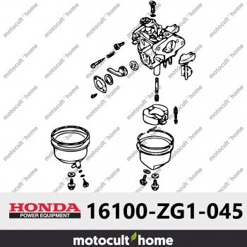 Ensemble Carburateur Honda 16100ZG1045 ( 16100-ZG1-045 ) (BF05A F)-30