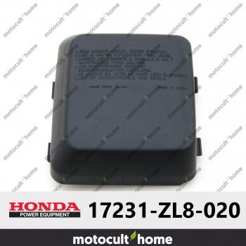 Couvercle de filtre à air Honda 17231ZL8020 ( 17231-ZL8-020 )-30