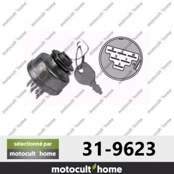Contacteur à clé 7 bornes 140301 VL125/42K-30