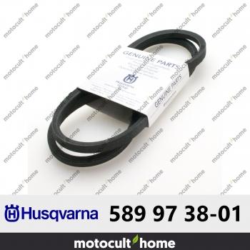 Courroie Husqvarna 589973801 ( 5899738-01 / 589 97 38-01 )-30