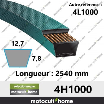 Courroie 4L1000-30