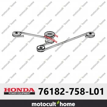 Courroie trapezoidale, menante Honda 76182758L01 ( 76182-758-L01 )-30