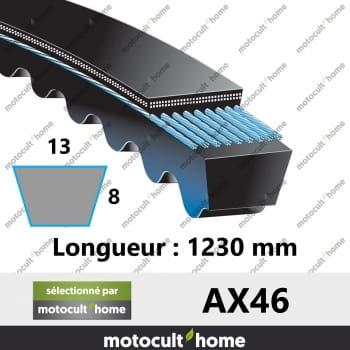Courroie AX46-30