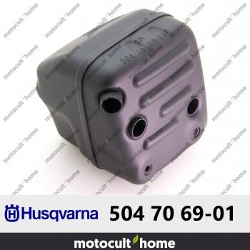 Silencieux Husqvarna 504706901 ( 5047069-01 / 504 70 69-01 )-30