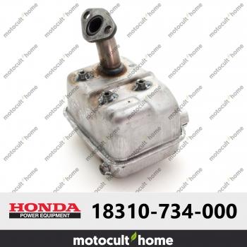 Echappement Honda 18310734000 ( 18310-734-000 )-30