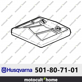 Filtre à air Husqvarna 501807101 ( 5018071-01 / 501 80 71-01 )-30