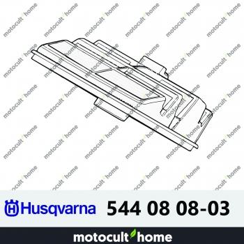 Filtre à air Husqvarna 544080803 ( 5440808-03 / 544 08 08-03 )-30