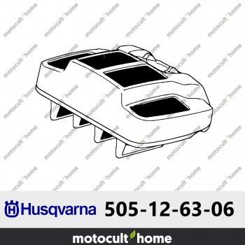 Filtre à air Husqvarna 505126306 ( 5051263-06 / 505 12 63-06 )-30