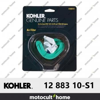 Préfiltre et Filtre à air Kohler 1288310S1 ( 1288310-S1 / 12 883 10-S1 )-30