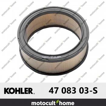 Filtre à air Kohler 4708303S ( 4708303-S / 47 083 03-S )-30