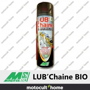 Aérosol lubrifiant Minerva Oil Lub Chaine Bio-30