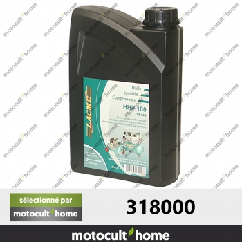 Huile compresseur Lacme HHP100 2L-30