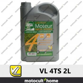 Huile Verts Loisirs 4TS 2L-30