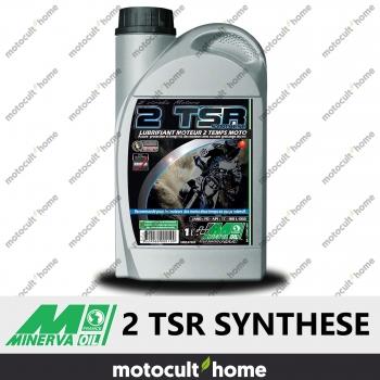 Huile Minerva Oil 2 TSR Synthése 1L-30