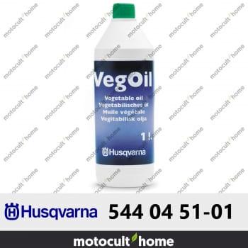 Huile de chaîne Husqvarna Vegoil 1L-30