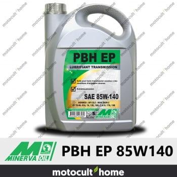 Huile minérale Minerva Oil PBH EP 85W140 pour boîtes et ponts 5L-30