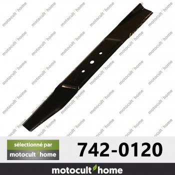 Lame de tondeuse pour MTD 7420120 ( 742-0120 )-30