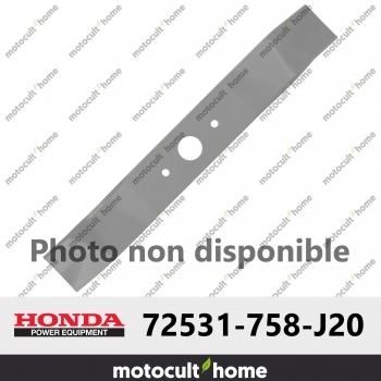 Lame de tondeuse Honda 72531758J20 ( 72531-758-J20 )-30