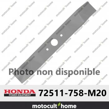 Lame de tondeuse Honda 72511758M20 ( 72511-758-M20 )-30