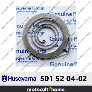 Ressort de lanceur Husqvarna 501520402 ( 5015204-02 / 501 52 04-02 )-30