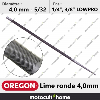 "Lime ronde Oregon 4 mm (5/32"")-30"