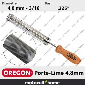 "Porte-Lime Oregon avec lime 4,8 mm (3/16"")-30"