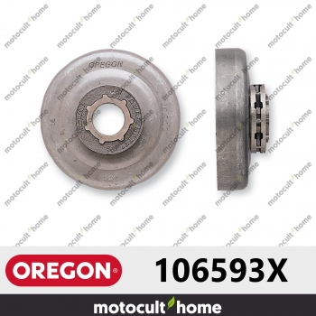 Pignon Oregon 106593X Power mate 3/8 Husqvarna Jonsered-30
