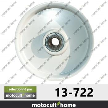 Poulie Galet tendeur Mtd 7560240 Toro 112426 hauteur 19mm-30