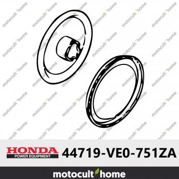 Cache de roue avant Honda 44719VE0751ZA (44719-VE0-751ZA)-30