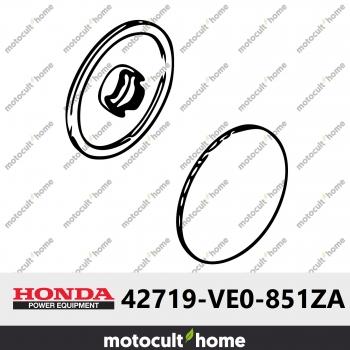 Capuchon de roue arrière Honda 42719VE0851ZA (42719-VE0-851ZA)-30