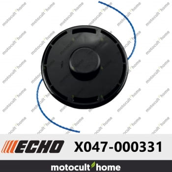 Tête semi-automatique 2 fils 2,4mm Echo X047-000331 Z5/10-30