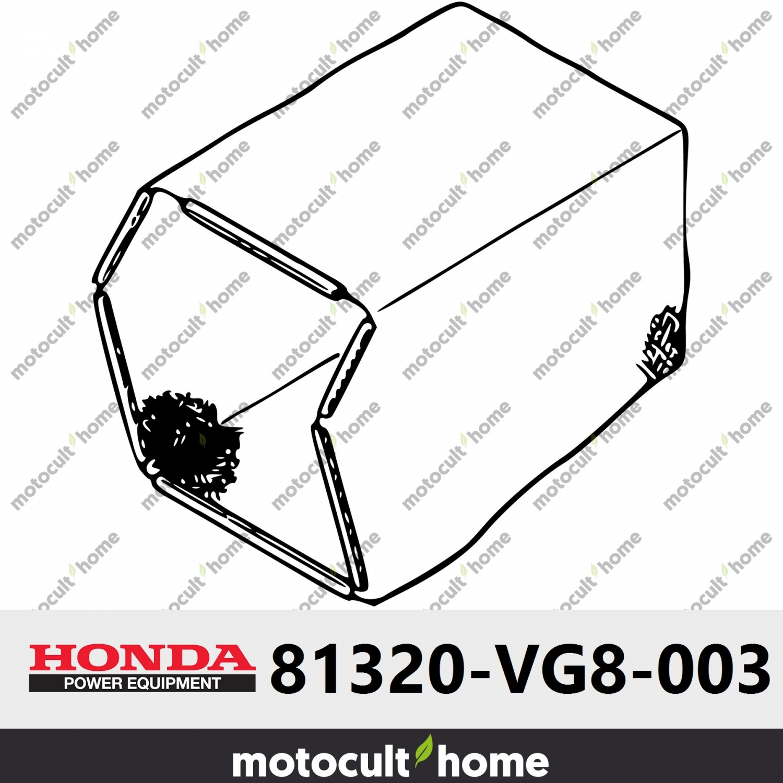 Tissu Du Bac De Ramassage Honda 81320vg8003 81320 Vg8 003 Motocult Home