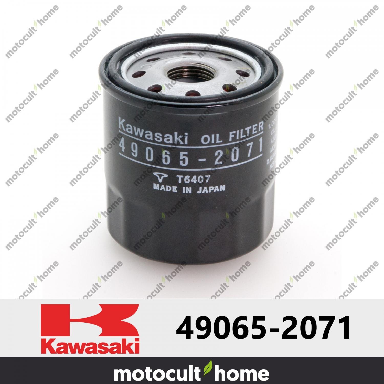 Filtre  U00e0 Huile Kawasaki 490652071   49065
